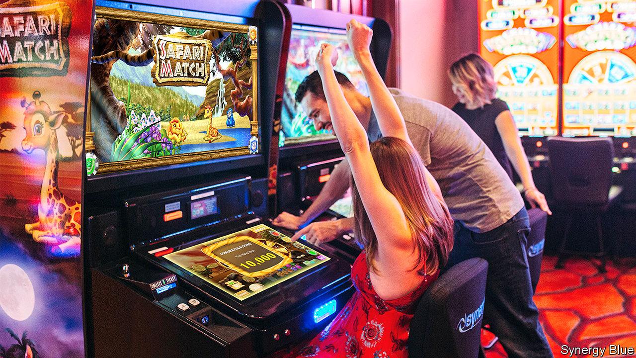 Inilah Jenis Permainan Slot Judi Online Yang Berbeda