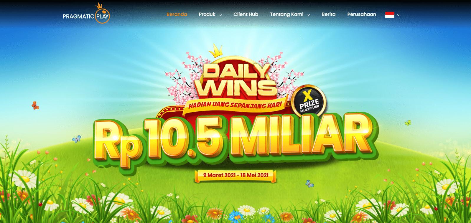 5 Jackpot Slot Online Terbesar